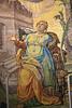 Santa Maria di Loreto - Mosaic