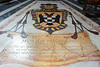 Sant Andrea al Quirinale - Part of Floor