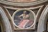Santa Maria del Popolo - Circular Painting