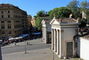 Gates of Borghese Garden 2