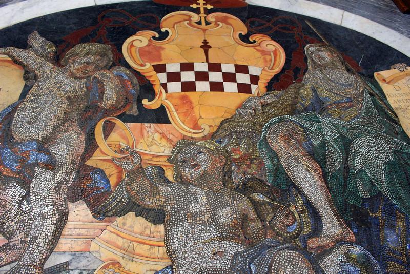 Sant'Andrea al Quirinale - Floor