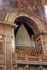 St  John Lateran - Arch with Organ