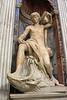 Santa Maria del Popolo - Lorenzetto's Jonah