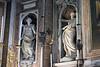 Santa Maria di Loreto - Two of the Four Martyrs