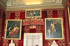 Galleria Doria Pamphilj - Salon with Paintings and Sculpture
