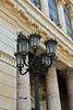Great Synagogue - Front with Lamps