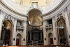 Santa Maria in Montesanto - Wide Angle View of Interior