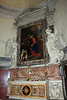Santa Maria del Popolo - Tomb with Angels and Painting