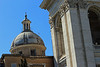 Saint John Lateran - Chapel Dome and Part of Facade