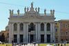 St  John Lateran - Facade