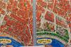 Maps of Roman Ghetto