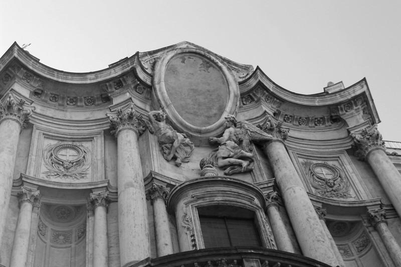 San Carlo alla Quattro Fontane 1 (interior in Italy in Autumn gallery)
