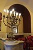 Spanish Synagogue - Sabbath Menorah