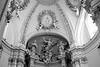 St  John Lateran - Decorations