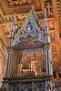 St  John Lateran - Top of Baldachin