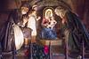 Modena Duomo - Nativity Scene (terra cotta - Mazzoni)