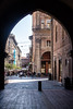 Bologna - Arch Framed View