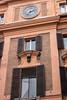 Modena - Facade with Clock