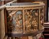 Modena Cathedral - Pulpit ( Arrigo da Campione)