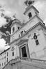 Santa Trinita in Monochrome