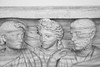 Palazzo Massimo - Heads from a Sarcophagus