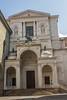 Bergamo Cathedral Facade