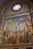 Museo di Santa Giulia - Wall of Santa Maria