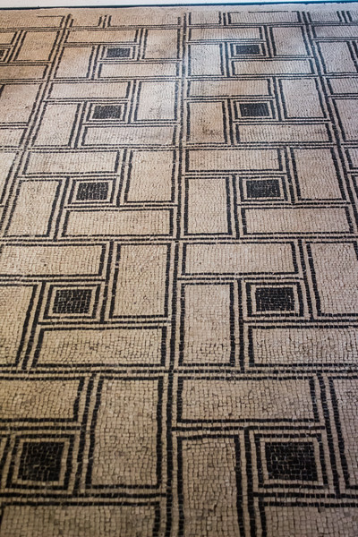Museo di Santa Giulia - Mosaic Tiling
