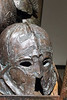 Museo di Santa Giulia - Bronze Age Helmet