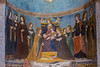 Museo di Santa Giulia - Fresco in San Salvatore Basilica
