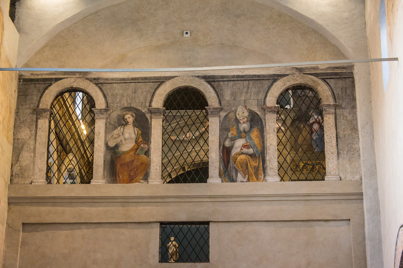 Museo di Santa Giulia - Choir Screens