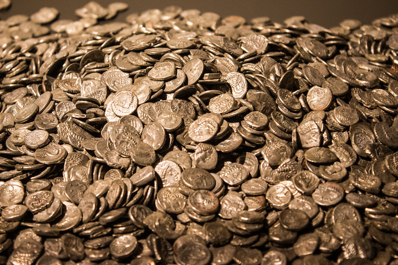 Museo di Santa Giulia - Coins