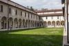 Museo di Santa Giulia - Renaissance Cloister