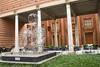 Courtyard of Violin Museum