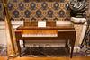 Square Piano and Harp
