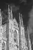 Duomo in the Sun (BW)