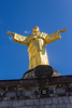 Bienno - Christ the King Statue