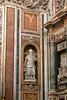Santa Maria Maggiore - Borghese Chapel Sculpture #2