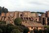 Palace Compex on Palatine Hill