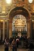Santa Maria Maggiore - Entrance to Borghese Chapel