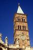 Santa Maria Maggiore - Campanile