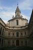 Sant' Ivo alla Sapienza - Facade