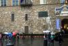 Piazza della Signoria in the Rain