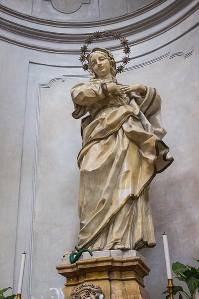 Catania - Saint Agatha, the Titless Wonder