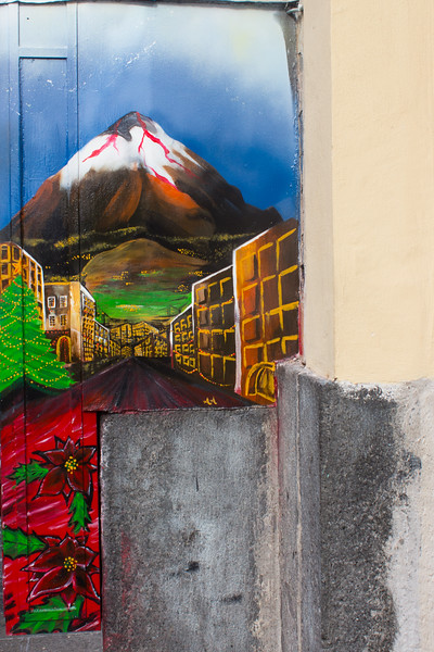 Catania - Seasonal Mural