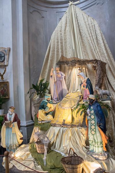Catania - Creche in Badia di Sant'Agata