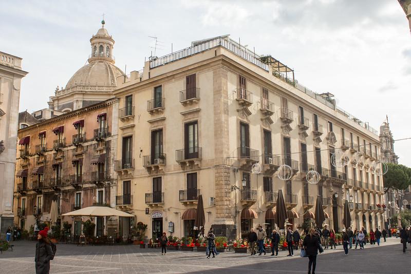 Catania Urban Scenery 1