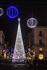 Catania - Illuminated Tree 2