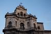 Catania - Facade in the Evening