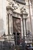 Catania - Door of Badia di Sant'Agata